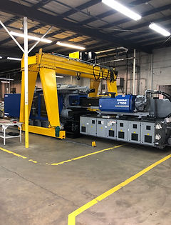 1000-Ton Press Myco Plastics