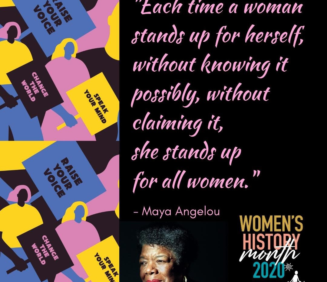 M.Angelou