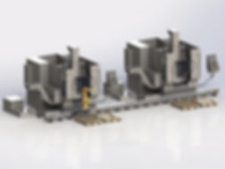 Lineare Verfahrachse, Portale Linearachsen, Automatisierung, 7. Achse, Achserweiterung, Automatisierung, Verfahrachsen, Roboter, AGV, FTS, Roboterzellen, cobot
