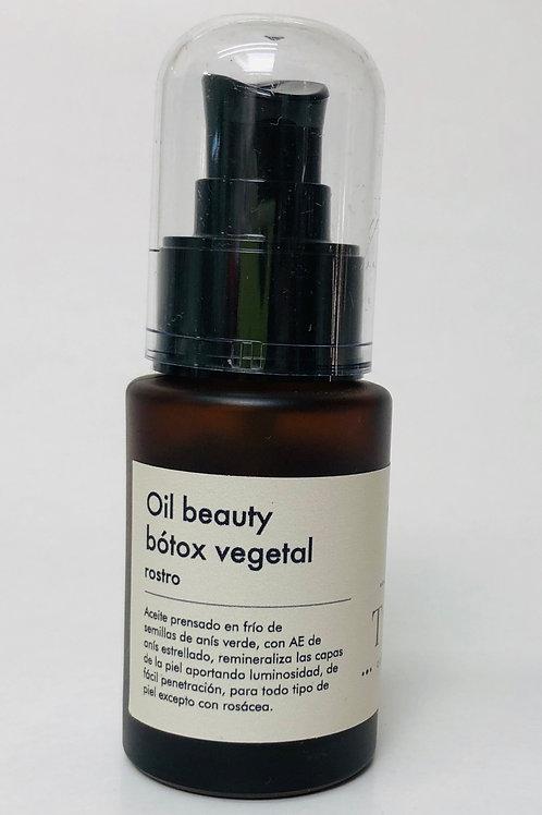 Oil Beauty Botox Vegetal + agua de azahar 30 ml