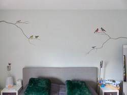 muurschildering geheel