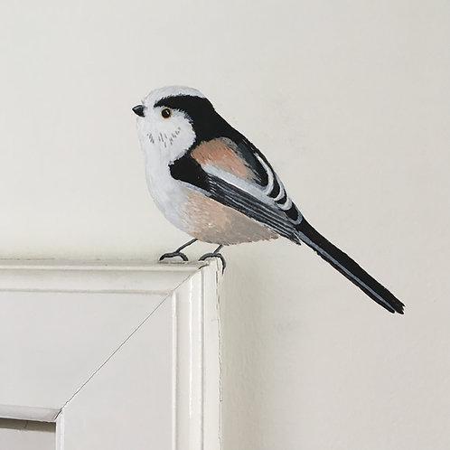 Vogel op de muur! (zonder kaart)