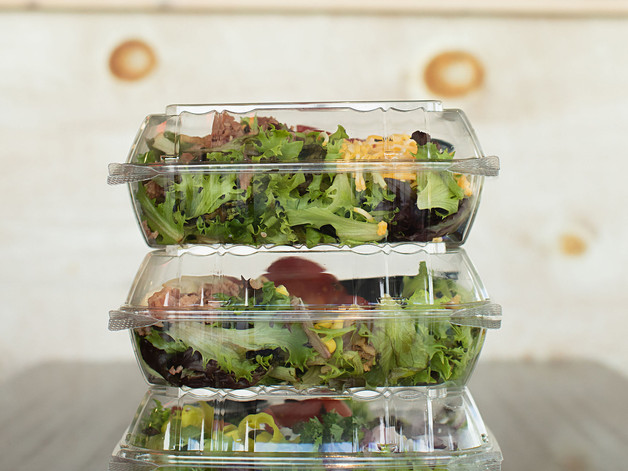 BUY TWO GET ONE FREE SALADS
