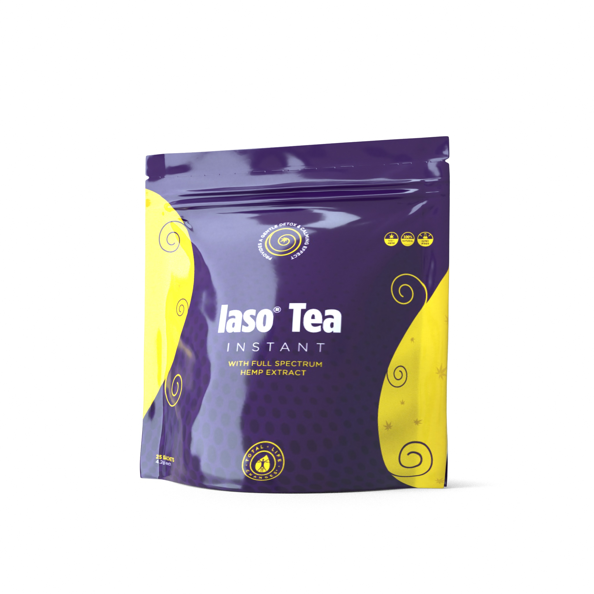 LEMON - Iaso® Tea Instant - $59.95 USD