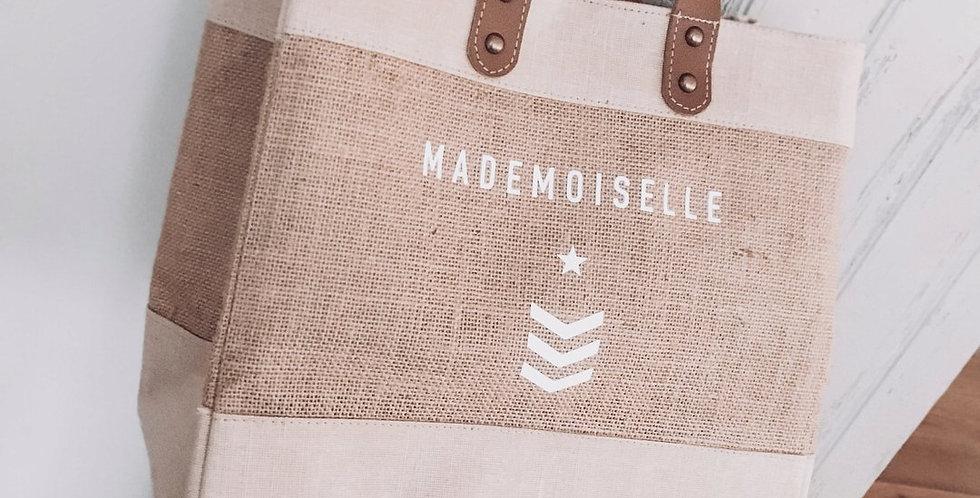 """Sac """"Mademoiselle military"""""""