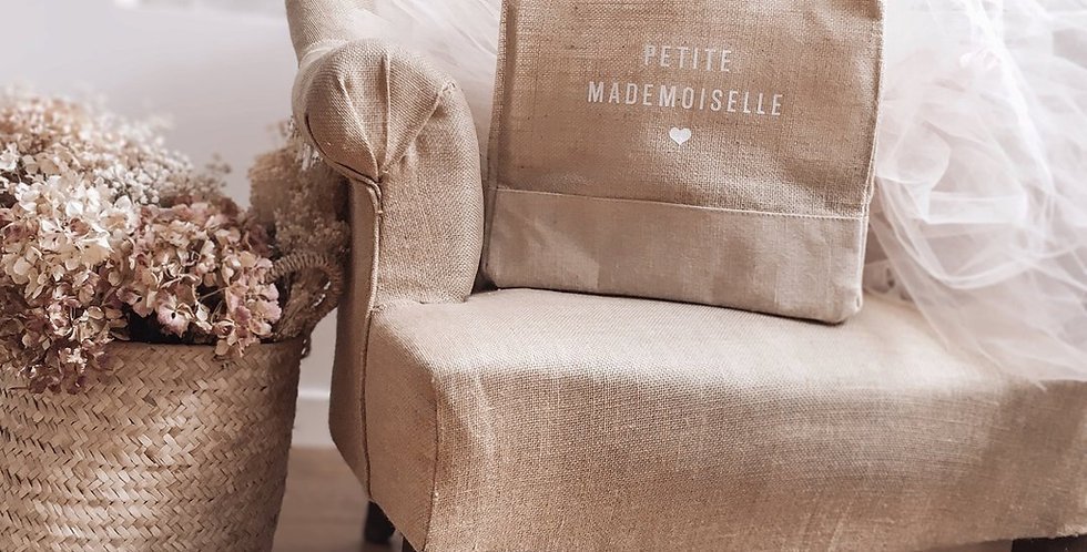 """Sac """" Petite Mademoiselle """""""