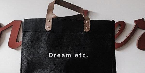 """Sac cabas """" Dream etc..."""""""
