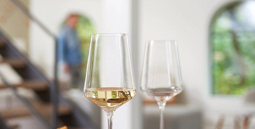 6 Verre à vin à Bordeaux Puccini - 75 cl - Leonardo