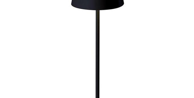 Lampe à Led rechargeable Poldina mini pro noire