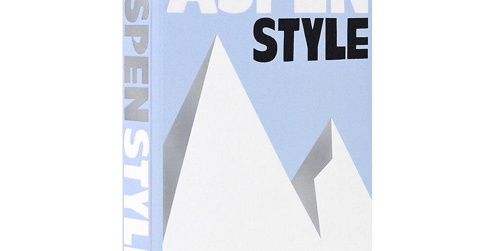 Assouline - Aspen Style Book