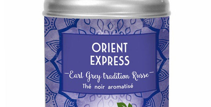 Infusion orient  express - Vrac 100ml