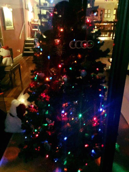 ohhh Xmas tree