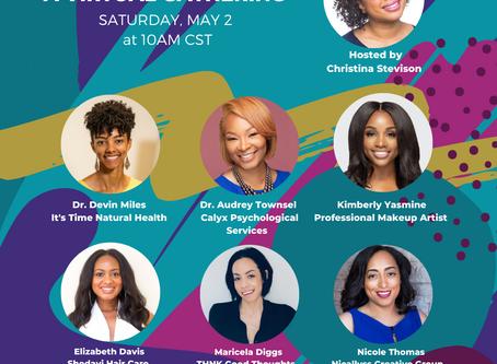 Virtual Wellness event this Saturday