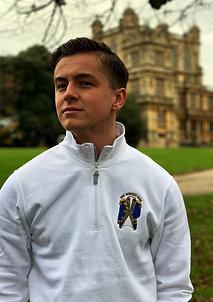 'Admiral Lord Nelson' Quarter Zip Fleece