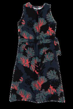 vestido panou folhas
