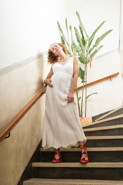 vestido trama