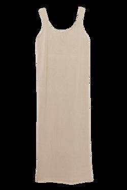Vestido cru tricô