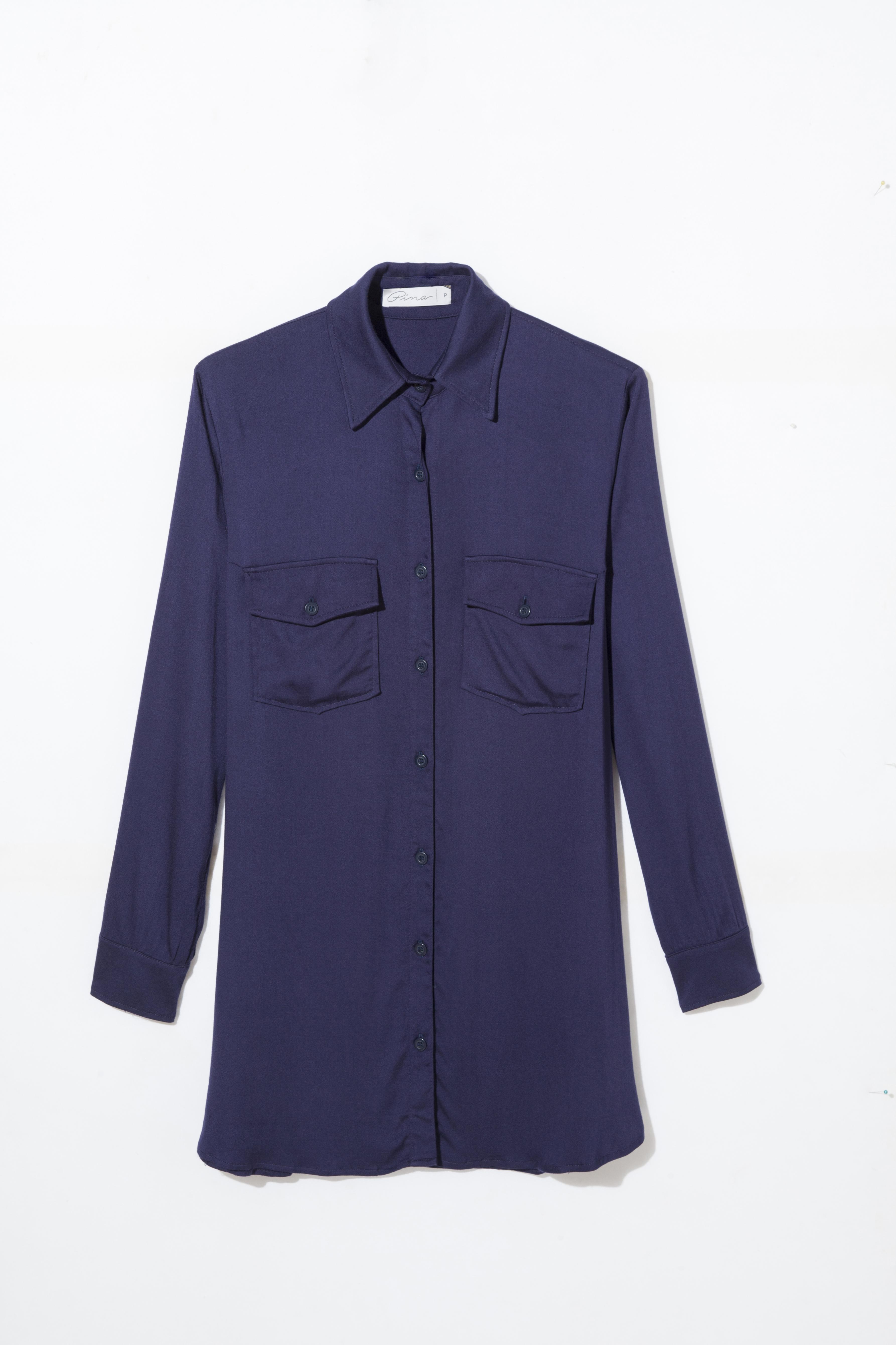 camisa marinho boyish