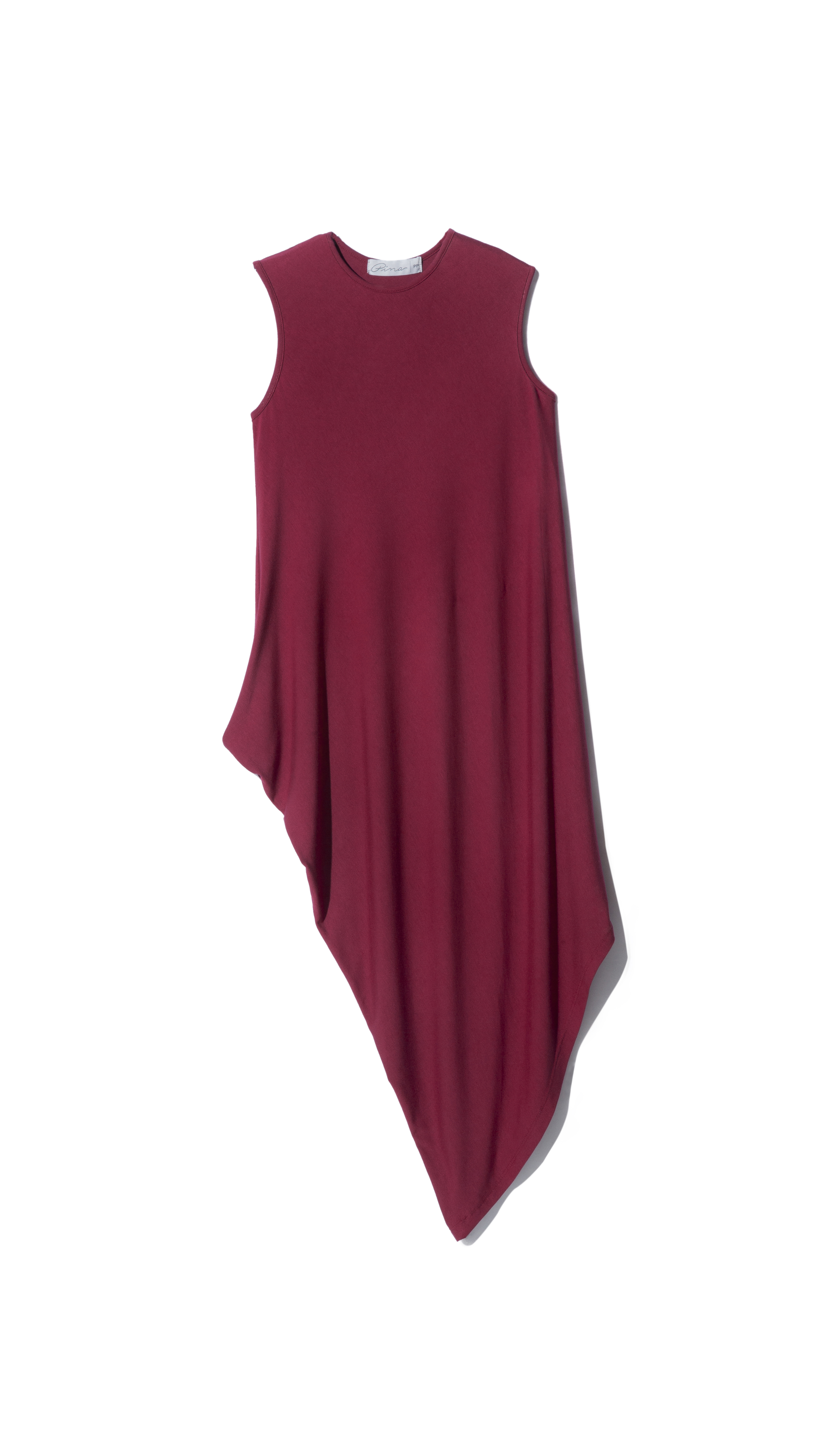 vestido peso cereja