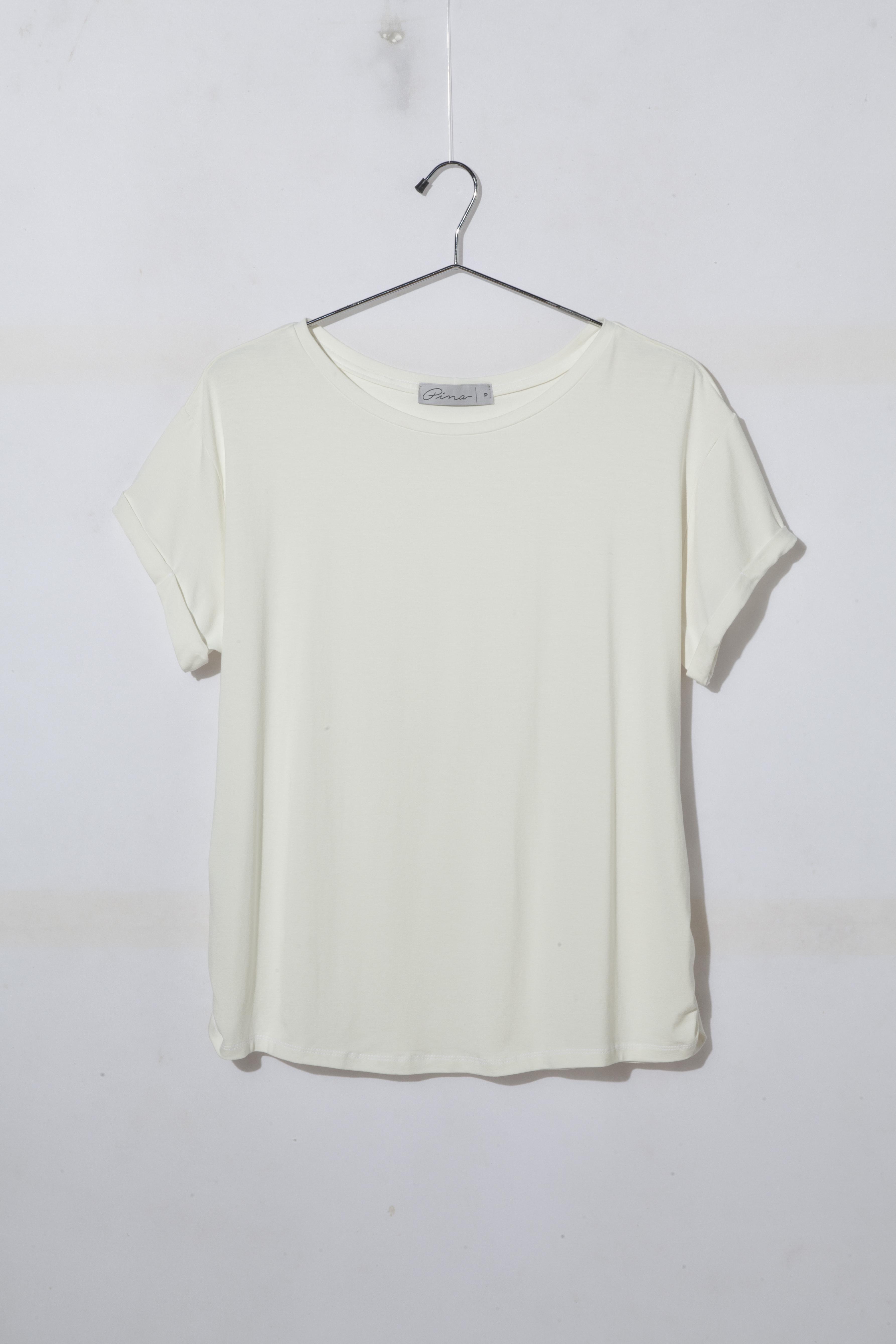 Camiseta basica para gravida