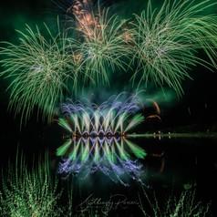 1st Place - Festival ohňostrojů Hlučín 2019