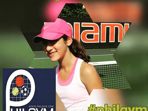 Anna Katz past First round at Orange Bowl Miami Florida