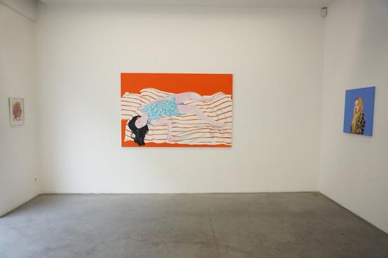 Opus Corpus, centre d'art Le Vog, 2015