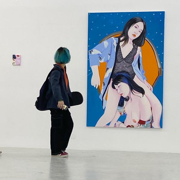 Softpleasure galerie Sabine Bayasli 2020 Paris France