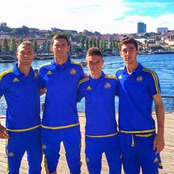 Good luck to Philgym speed Academy students in Champions League Maccabi Tel Aviv vs Porto