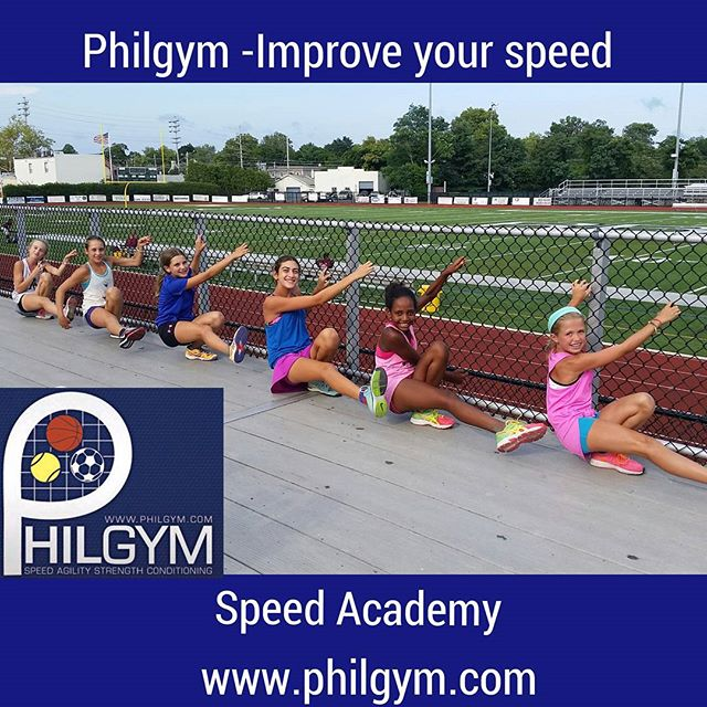 Good News in Philgym speed Academy!!!💪🎾🏃⚽👍 Now we are open one more day for Speed Improvement an