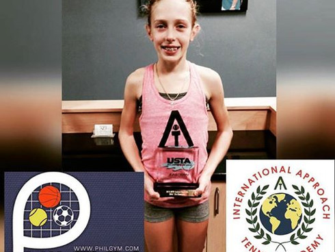 Great news , Philgym Academy student Super 6 National Champion!!!
