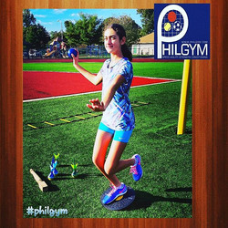Welcome Anna Katz to Philgym private lessons program!  It's very smart way to make more Speed and At