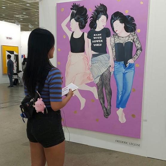 KIAF (Korean International Art Fair) Séoul 2017