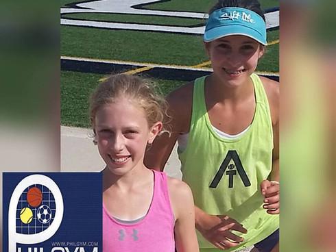 Nevena Carton & Sophia Zaslow past First Round Orange Bowl Miami Florida!!!