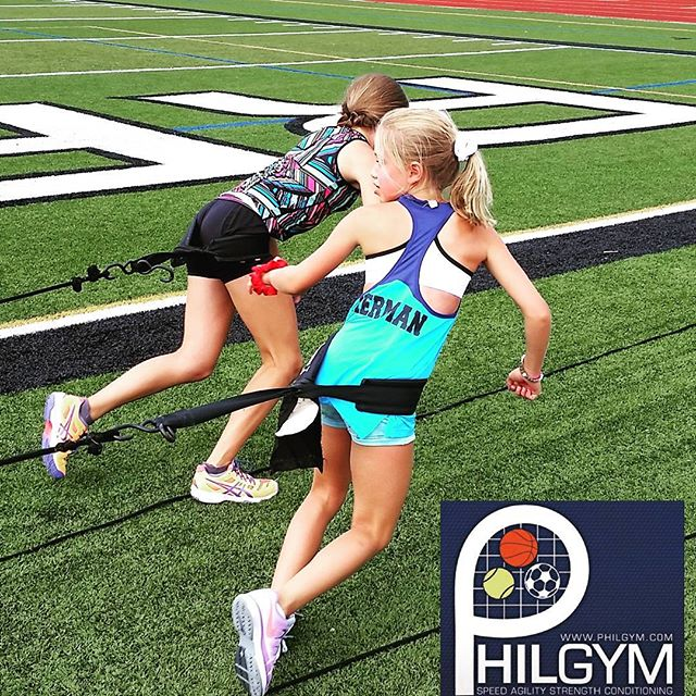 Speed improvement Philgym Academy! ⚽🏀🎾 Philgym in Red Bank nj & Little Silver NJ  Conditioning pra