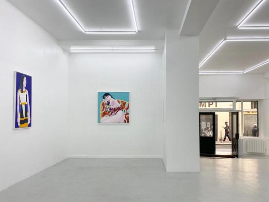 Soft Pleasure galerie Sabine Bayasli, Paris, 2020