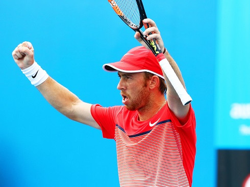 Wow amazing morning to Former Philgym speed Academy student   Dudi Sela!