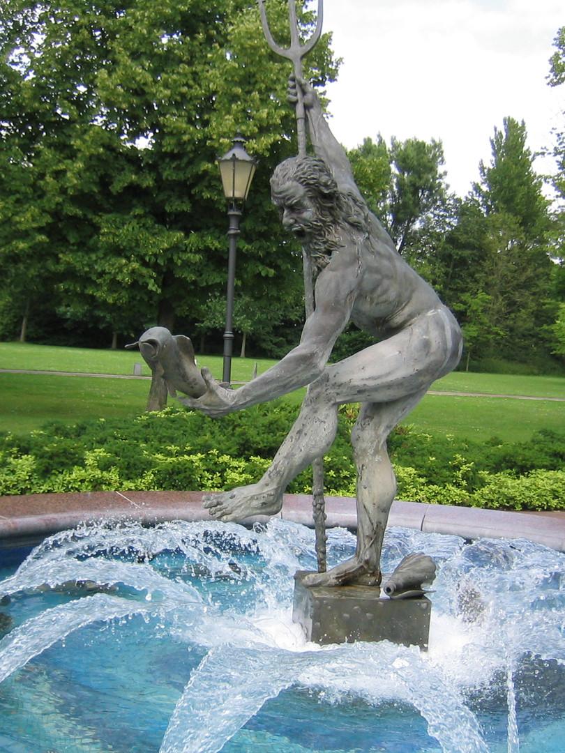 Bad Bevensen - Neptunbrunnen