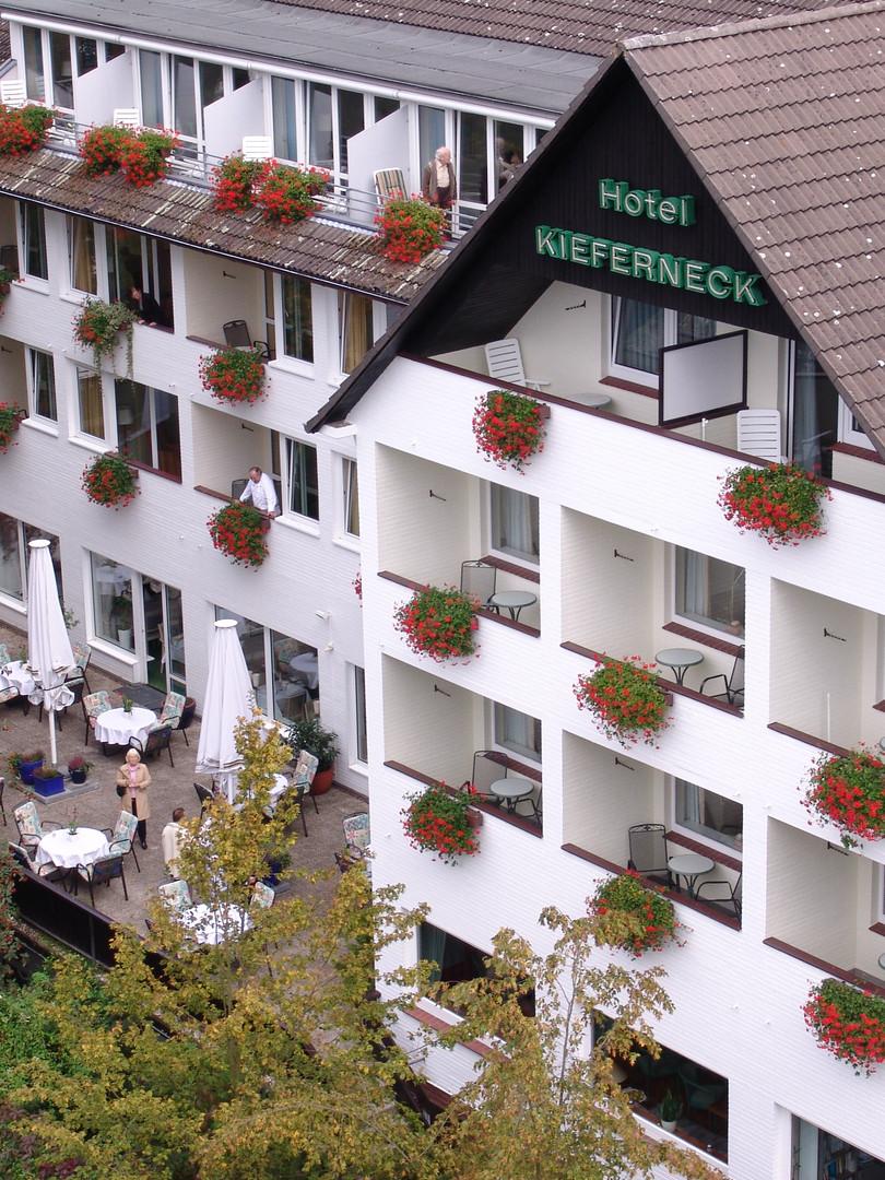 Hotel Kieferneck Außenansicht