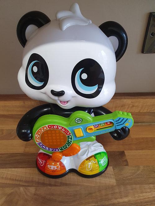Leapfrog learn and groove dancing panda