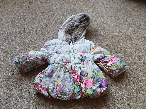 3-6m Monsoon coat