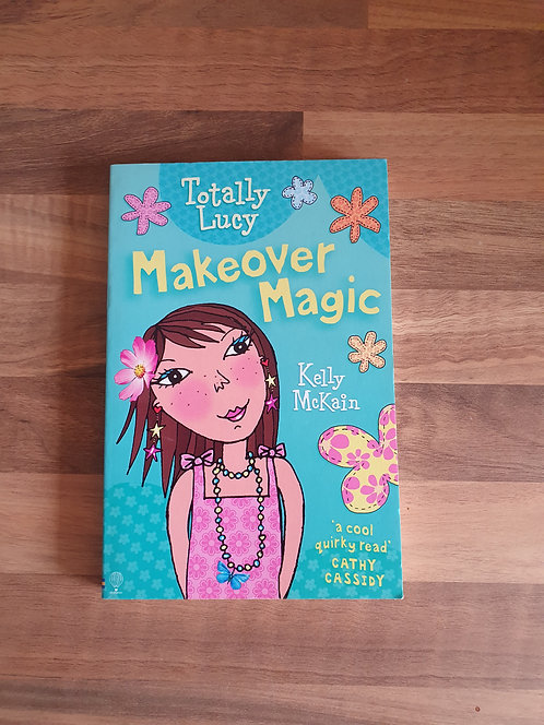 Makeover magic book