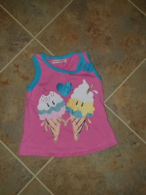 2 to 3 years ice cream t shirt