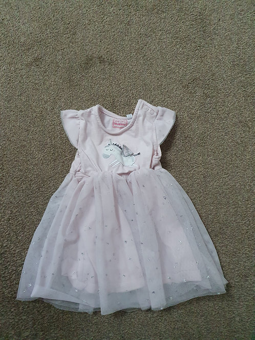 3 to 6 mths unicorn dress