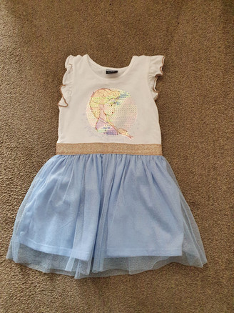 2 to 3 years frozen dress