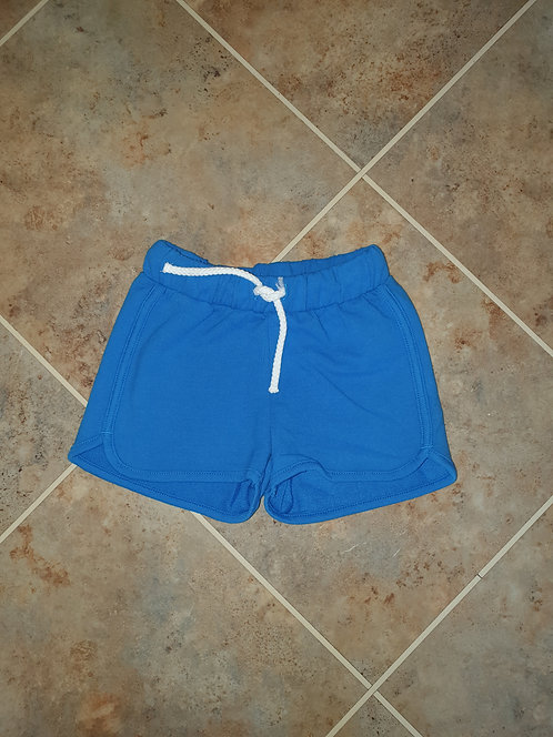 12 to 18 mths blue m & s shorts