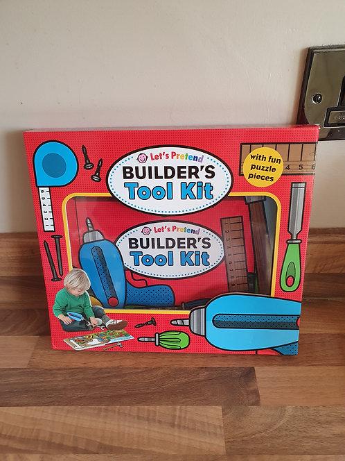 Builders tool kit puzzle