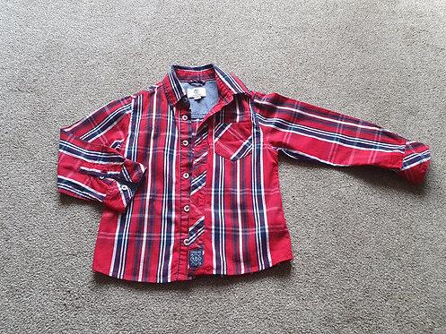 Age 5 timberland shirt