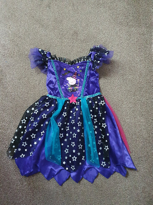 2 to 3 years peppa pig Halloween outfit