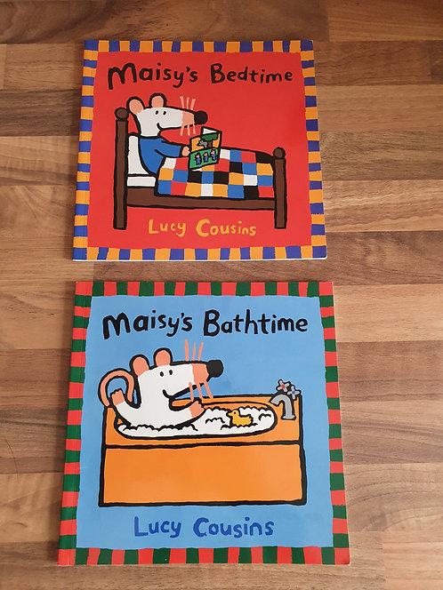 Maisys bedtime/ bathtime